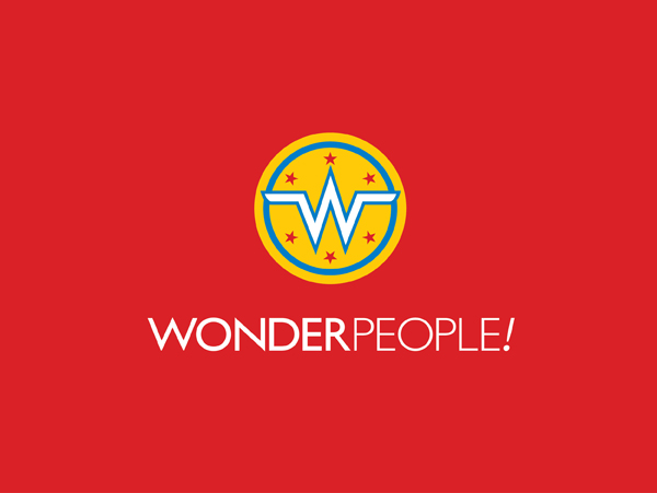 WONDERPEOPLE HOME CLEANING SERVICE LOGO